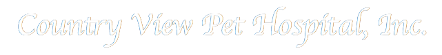 Country View Pet Hospital Inc. logo